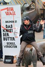 Zeitschrift der Straße Foto: Michael Vogel