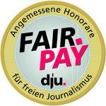 Fair-Pay-Kampagne der dju