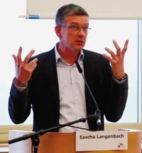 Sascha Langenbach kennt den Boulevard Foto: Jan Timo Schaube