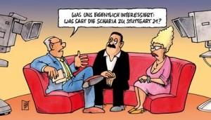 Foto: /Karikatur: harm / toonagent