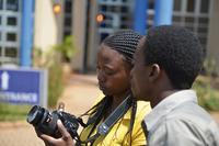 Fototraining in Uganda Foto: IIJB