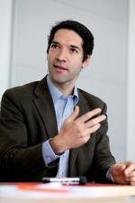 Alexander Warzilek, Geschäftsführer des Österreichischen Presserats Foto: Christian von Polentz