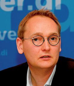ver.di-Tarifsekretär Matthias von Fintel Foto: privat