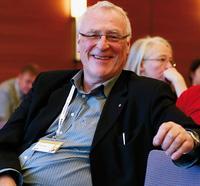 Ulrich Janßen, dju-Vorsitzender Foto: Jan Timo Schaube