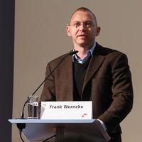 Frank Werneke berichtet aus der aktuellen Tarifrunde Foto: Jan-Timo Schaube