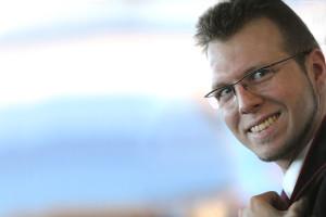 Jan-Timo Schaube, Fotograf und Mitglied im dju-Bundesvorstand. Foto: Privat