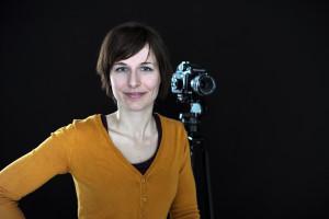 Janina Rahn, Fotojournalistin. Foto: Privat