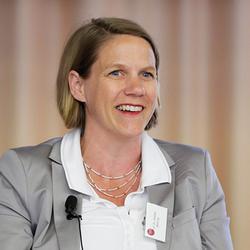 Wiebke Möhring Professorin für Öffentliche Kommunikation an der Hochschule Hannover Foto: Max Grönert
