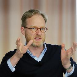 Uwe Vetterick Chefredakteur der Sächsischen Zeitung Foto: Max Grönert