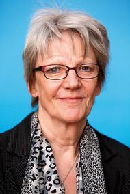 VS-Vorsitzende Eva Leiprand Foto: Christian von Polentz