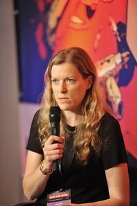 NDR-Journalistin Julia Stein. Foto: Wulf Rohwedder