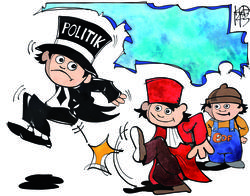 Karikatur: toonpool / Kostas Koufogiorgos