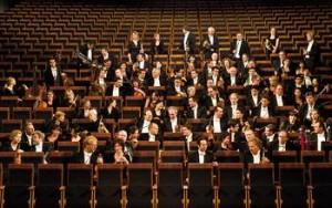 Das SWR Sinfonieorchester Baden-Baden und Freiburg erhält im Oktober gemeinsam mit dem SWR Vokalensemble den Echo-Klassik in der Rubrik Ensemble/Orchester des Jahres 2014. Foto: SWR / Klaus Polkowski