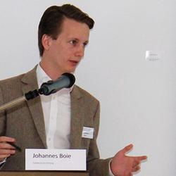 Johannes Boie Foto: IMK