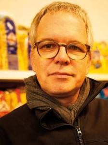 """Am Set bei den Dreharbeiten von """"Als wir träumten"""". Peter Hartwig studierte an der Hochschule für Film und Fernsehen """"Konrad Wolf"""" in Potsdam-Babelsberg und war als Produktionsleiter, Herstellungsleiter und Ausführender Produzent an über 50 Filmen beteiligt. Foto: Ruby O. Fee"""