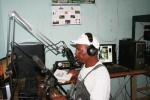 Radiosender Faluma Bimetu Foto: Jutta Blume