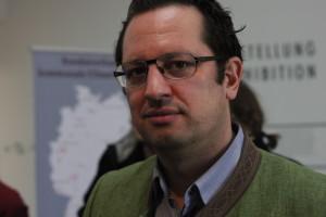 Prof. Dr. Chris Wahl, Filmuniversität Babelsberg; Foto: Betty Schiel
