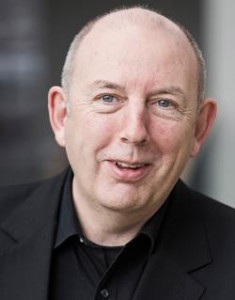 Manfred Kloiber, Vorsitzender des Bundesverbandes der Fachgruppe Medien Foto: ver.di / Murat Tueremis