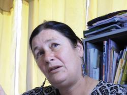 Dolores Arce, Direktorin von Cepra in Bolivien Foto: Knut Henkel