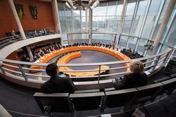 Der Petitionsausschuss des Bundestages befasste sich Mitte März mit der Künstlersozialkasse. Foto: Christian Ditsch