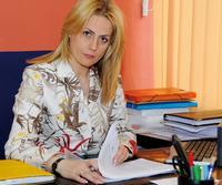 Dr. Mirela Oktrova: Fernsehdirektorin im öffentlich-rechtlichen Rundfunk rt.sh Foto: privat