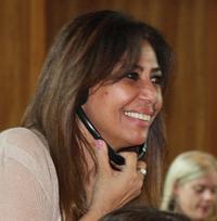 Shahira Amin, Ägypten Foto: Jasmin Andresh
