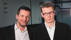 Georg Dahm und Denis Dilba (r.) Foto: Screenshot:Failbetter.biz