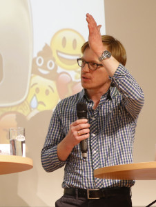 Clas Dammann, ZDF heute+ Foto: Jan-Timo Schaube