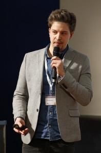Mark Heywinkel, Redakteur ze.tt Foto. Jan-Timo Schaube