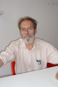 "Andreu Missé, Chefredakteur von ""Alternativas Económicas"" Foto: Ralf Hutter"