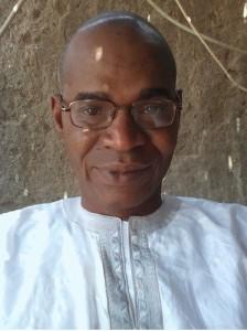 Cheik Fadel, Leiter des Radioprojekts in der Region Nara im Norden Malis