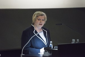 Cornelia Rundt, Niedersächsische Sozialministerin Foto: Julius Matuschik