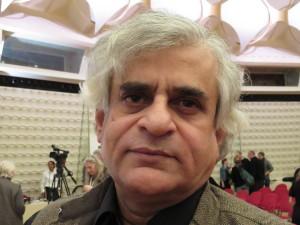 Der indische Journalist Palagummi Sainath Foto: Uwe Sievers