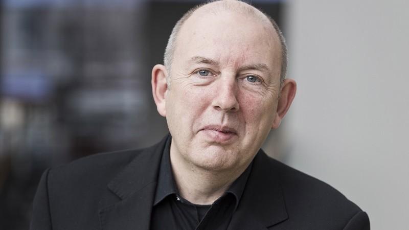 Manfred Kloiber, Bundesvorsitzender der Fachgruppe Medien in ver.di Foto: Murat Tueremis