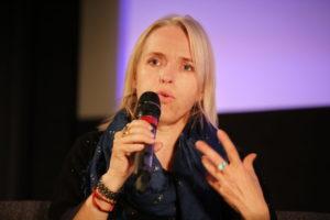 Potsdam, 23.04.2016 Internationalse Drehbuchautorin Annette HessFoto: Christian von Polentz