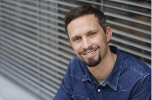 Florian Hager, Programmchef des Jungen Angebots von ARD und ZDF Foto: SWR/Monika Maier