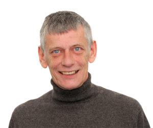 """Peter Bruker, Redakteur beim """"Schwarzwälder Boten""""Foto: Thomas Fritsch"""