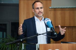 Klaus Meier, Professor für Journalistik in Eichstätt Foto: Jürgen Seidel
