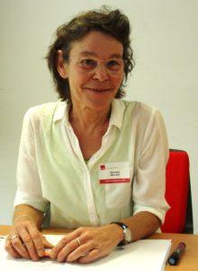 Veronika Mirschel Foto: Lars Lubienetzki