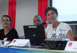 Gundula Lasch, Frank Bethke und Kathy Ziegler Foto. Lars Lubienetzki