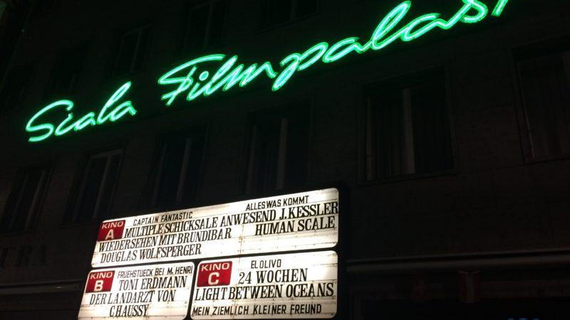 """Ende November soll das Licht ausgehen beim """"Scala"""" in der Konstanzer Innenstadt.  Foto: Douglas Wolfsperger Filmproduktion"""