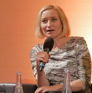 Laura Himmelreich Foto: Stefan Röben