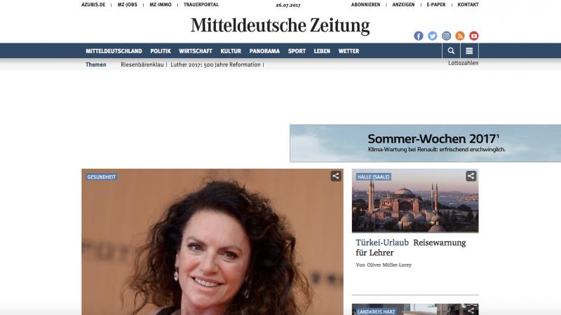 Mitteldeutsche zeitung er sucht sie