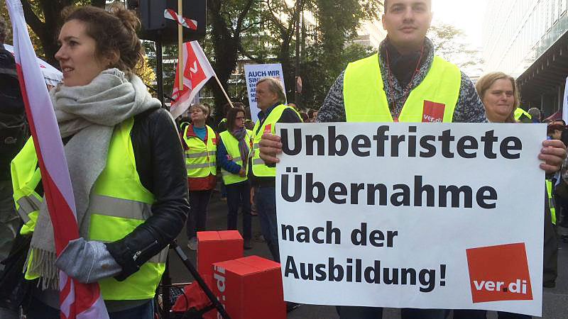 Streik Wdr Heute