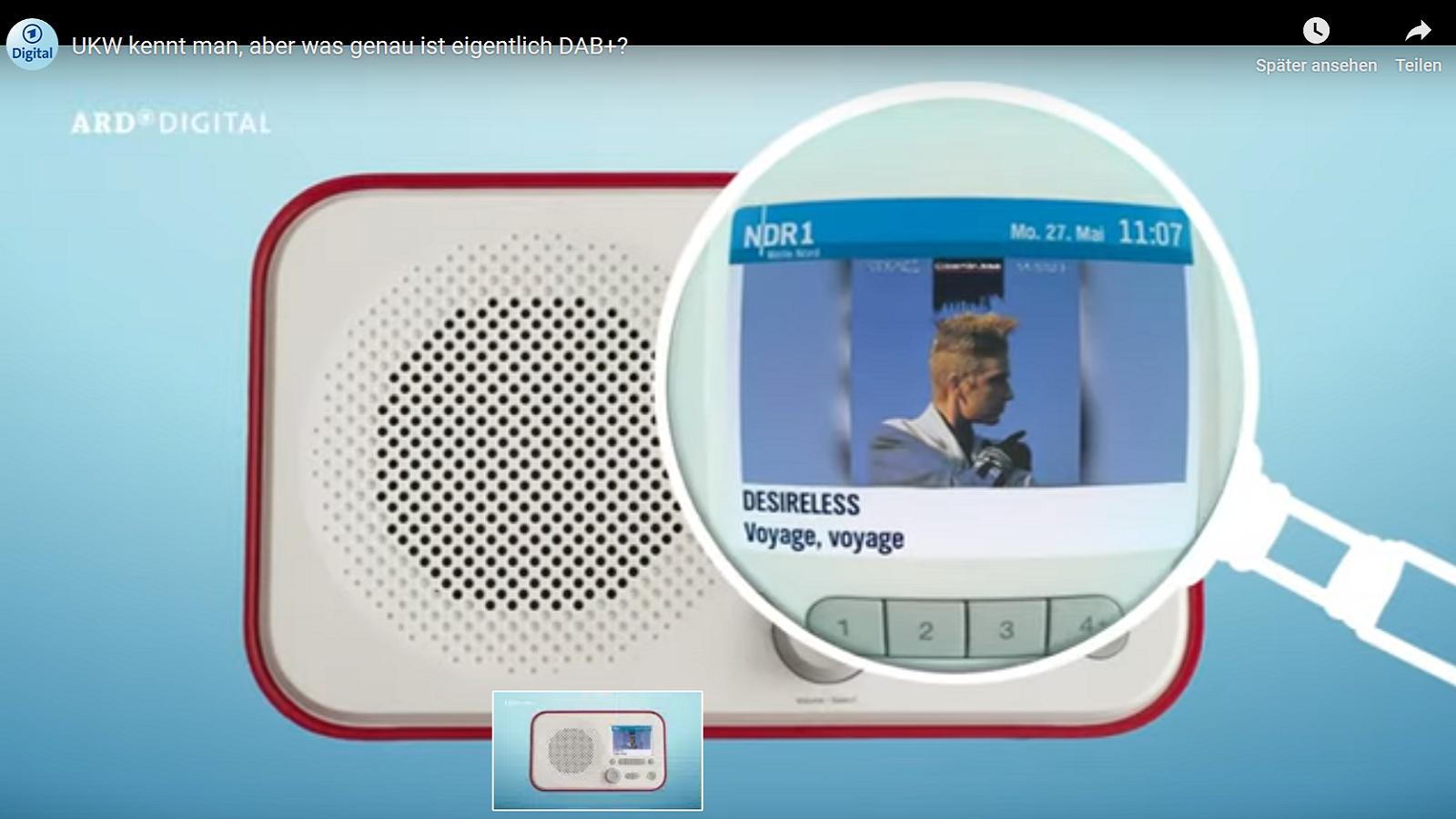 Zu Wenig Innovation Im Digitalen Radio M Menschen Machen Medien Ver Di